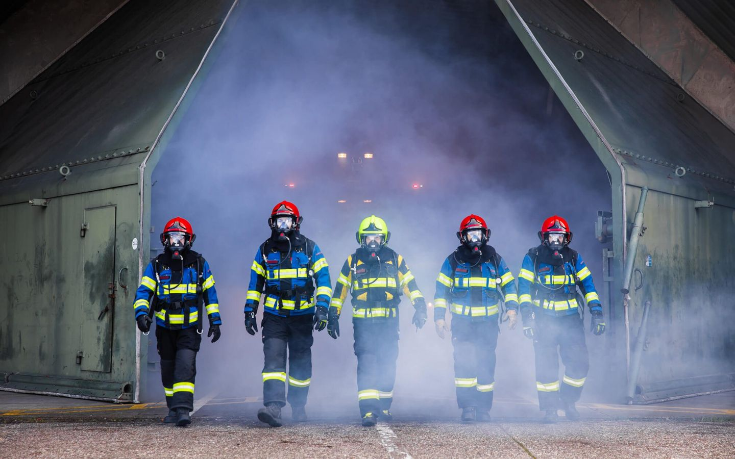 Brandwacht Huren BV - Your Fire Safety Professionals